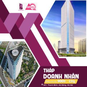 dự án tháp doanh nhân