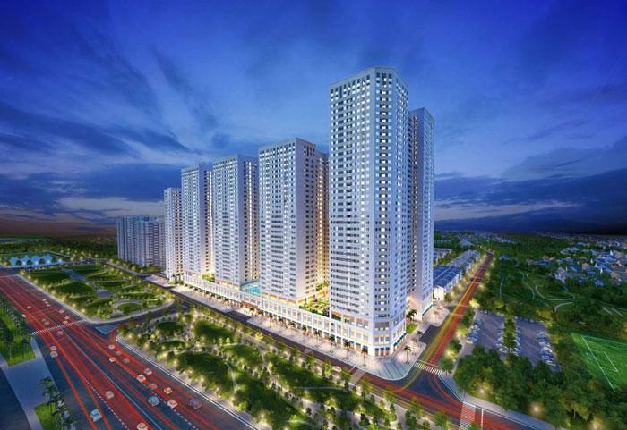 Tìm mua nhà chung cư giá rẻ tại Hà Nội tại Eurowindow River Park