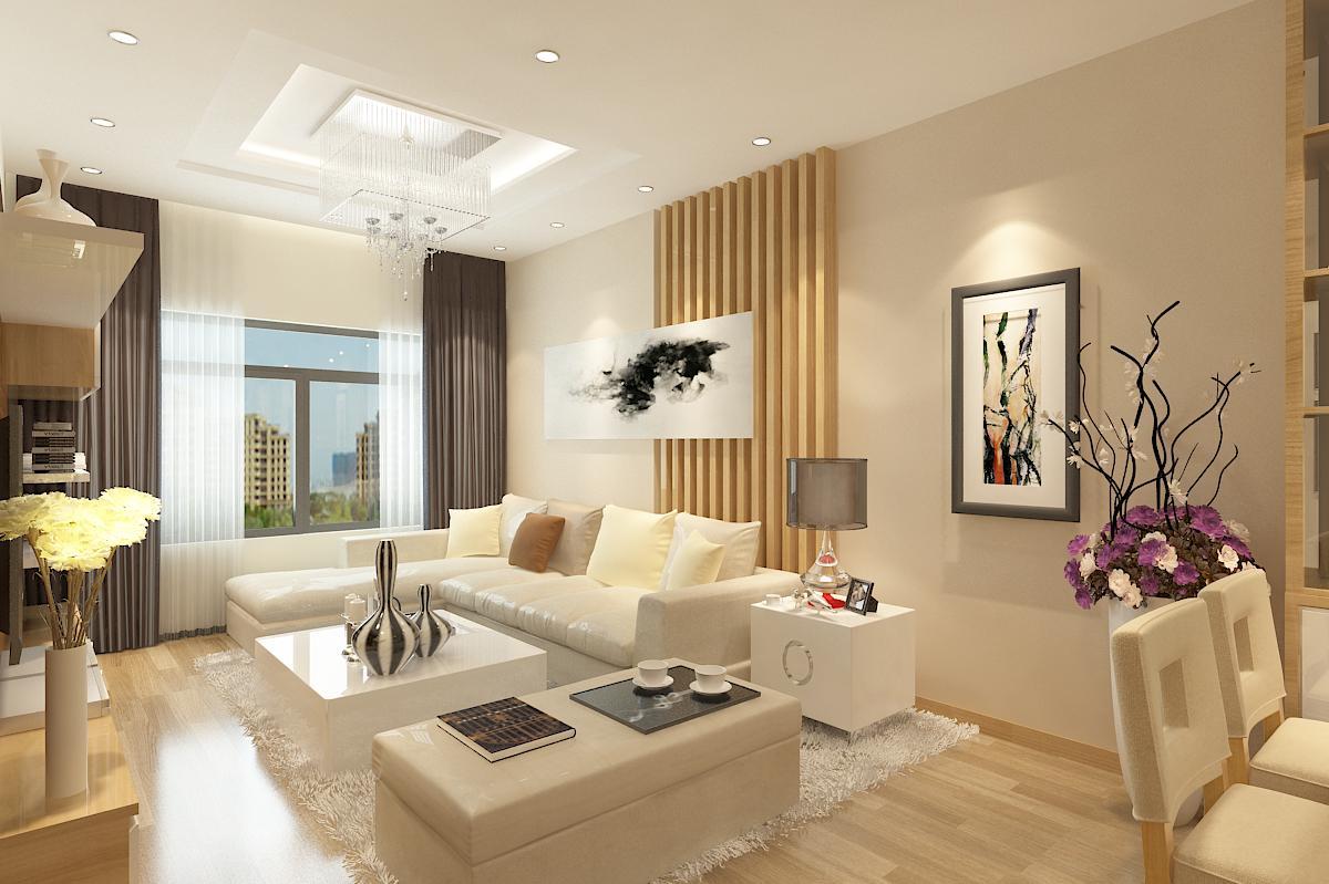 thiết kế nhà chung cư phong thuỷ