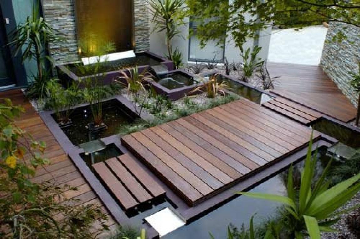 Thiết kế mẫu nhà vườn phong cách Nhật